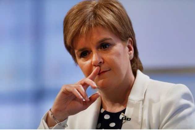 With Brexit Clarity, Scotland Will Look  Again at Independence: Sturgeon
