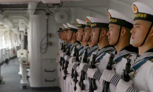 China's Xi Tells Military to Prepare for War as  US Navy Warns of High Seas Encounters