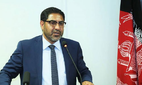 KABUL - National Security Council (NSC)'s deputy head Sulaiman Kakar on Monday presented his resignation to President Ashraf Ghani. In his resignati