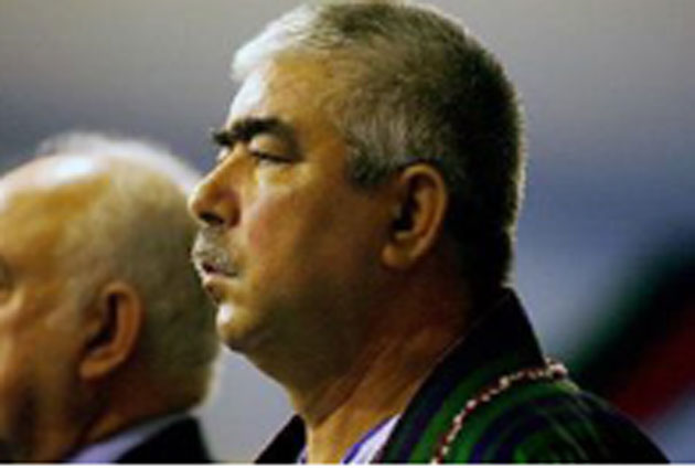 EU, Norway Seek Conclusion of  Legal Proceedings Against Dostum