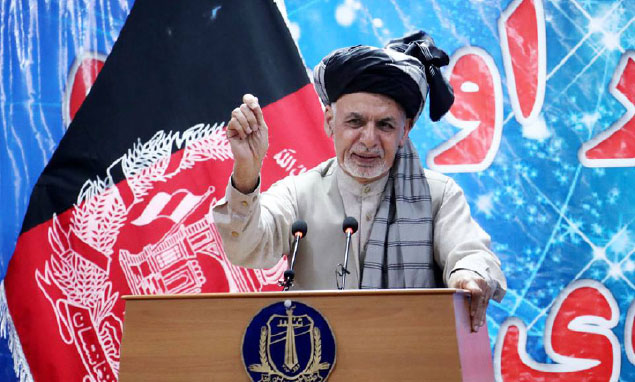 President Inaugurates 5 Major Projects in Paktia
