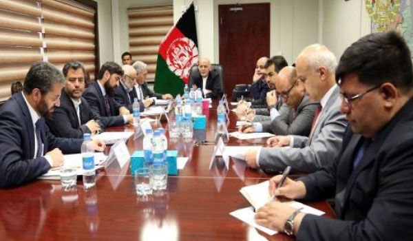 Ghani Stresses Induction of Modern Revenue System