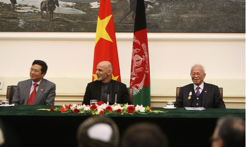 The civilization of China and Afghanistan:  Equality, inclusiveness, Mutual Learning and Diversity