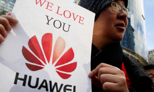 Beijing Warns Against 'Bullying' Its Citizens  amid Ongoing US-Huawei Saga