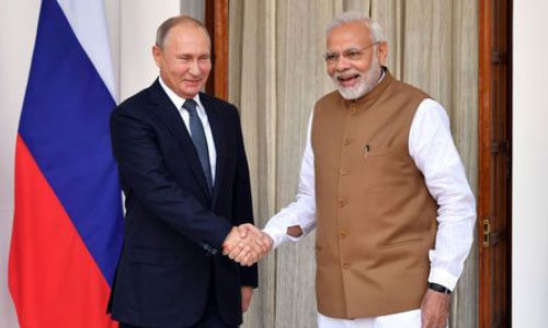 India Quietly Seals Missile Deal with  Russia despite U.S. Warning