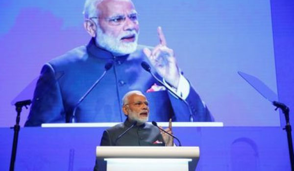 Indian PM Modi Confident of  Bigger Win in 2019 Elections