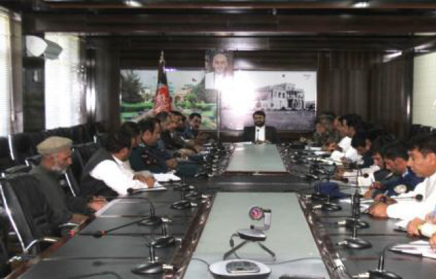 Joint Garrison Unit Being  Created for Jalalabad Security