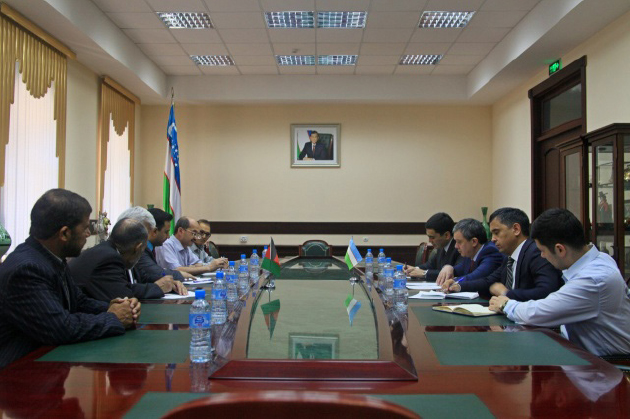 Ministry for Foreign  Trade Hosts a Meeting with Afghanistan Delegation