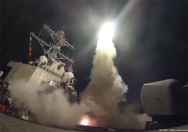 Missile Strikes Are Not a Syria Strategy