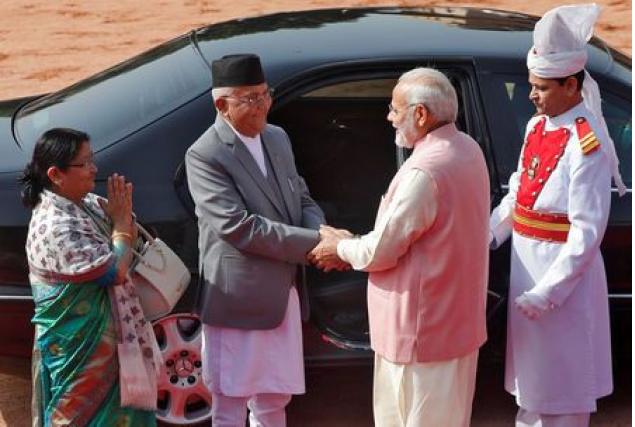 India Agrees To Open Waterways,  Rail Link to Nepal Capital