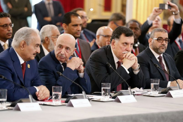 Paris Conference Seeks Political  Roadmap for Lawless Libya