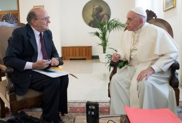 Pope Says China Talks Going Well,  Dialogue worth the Risk