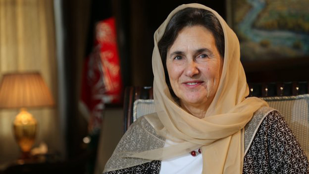 Rula Ghani Highlights Challenges Faced by Afghan Business women