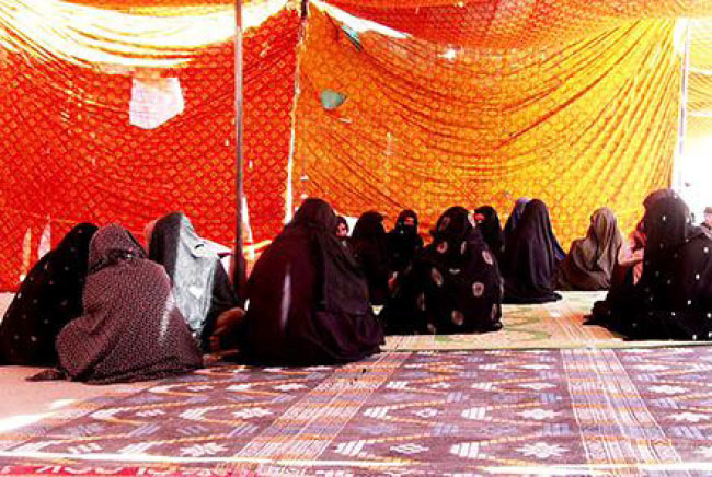 Taliban Welcome  Helmand Peace Sit-Ins with Warning