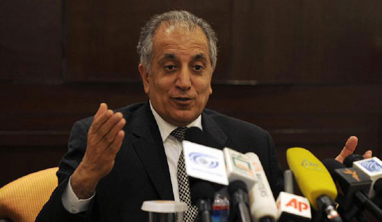 Pompeo Expected to Tap  Diplomatic Vet Zalmay Khalilzad as Afghanistan Special Envoy