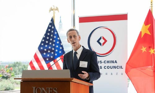 U.S. Should Innovate Together with China, Says Expert
