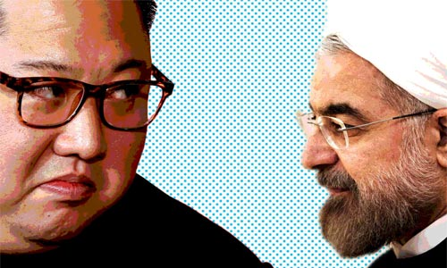 Iran and North Korea Highlight Pitfalls of  Trump's 'Maximum Pressure' Strategy