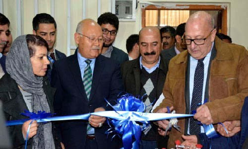 USAID Supports Ministry of Higher  Education's Solar Energy System