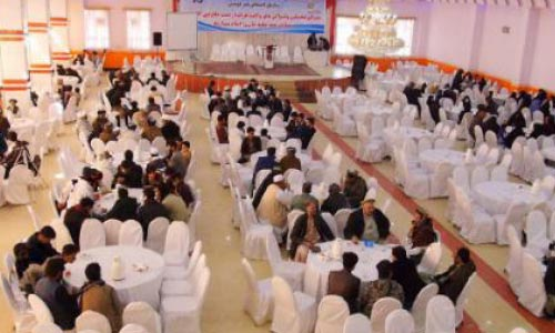 Afghan Youths Call  for Intra-Afghan Talks