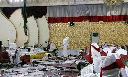 Waves of Criticisms and Reactions  to Attacks on Wedding Hall in Kabul