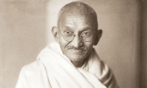 The Gandhian Principles  for Non-violence and Peace