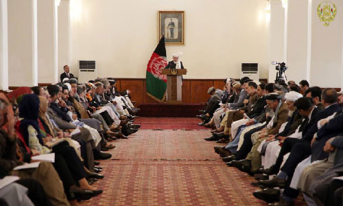 U.S. Envoy 'Disappointed'  by Collapse of Inter-Afghan  Peace Meeting