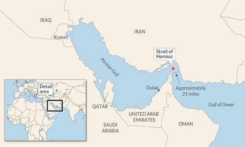 The Strait of Hormuz Decoded