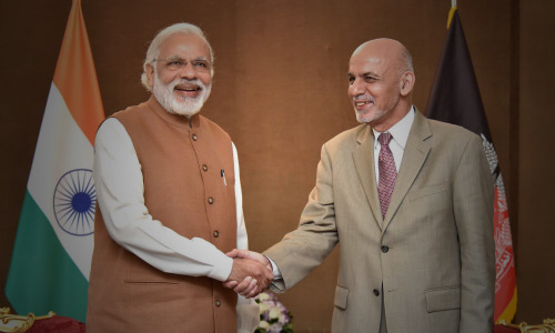 India: We Remain Committed to Working with The New Government of Afghanistan