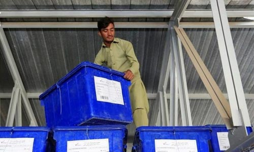 The Afghan Presidential Elections  From Chief Strategist to Formidable Challenger