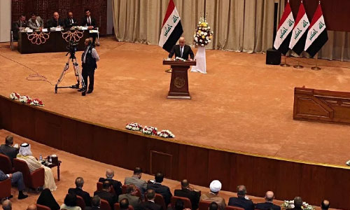 Iraq Summit Brings Together Rivals  Saudi Arabia and Iran