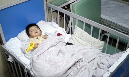 Mother Abandons Her Paralyzed Baby in Kabul Hospital