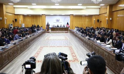 Model UN Conference Held  for Youth in Kabul