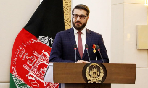 Sacrifices Offered by Security Forces Pave Way for Peace:  Mohib