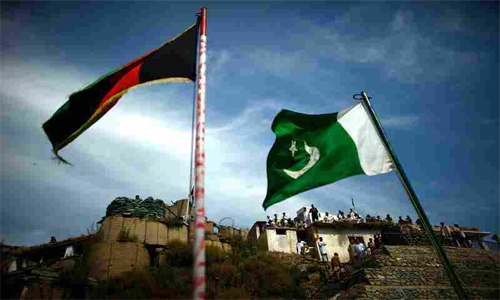 Afghan-Pak Friendly Relations Critical  to Peace Process