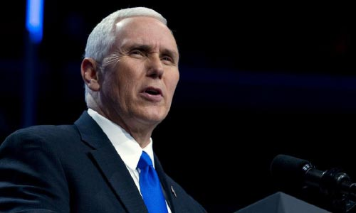 Pence Promises Orderly Troop Pullout from Afghanistan