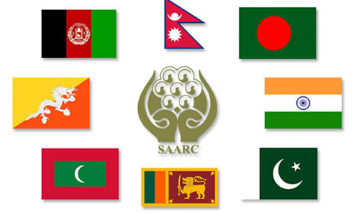SAARC as a platform of regional  co-operation