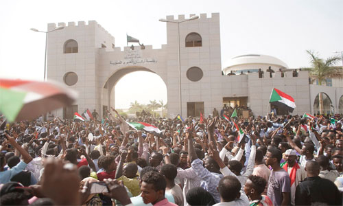 A Need for 'Inclusive Transition' in Sudan  after Bashir's Downfall