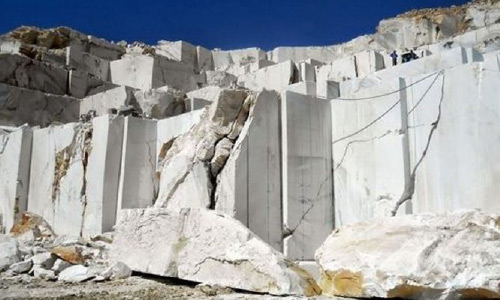 3 Countries Ready to  Invest in Marble Mines
