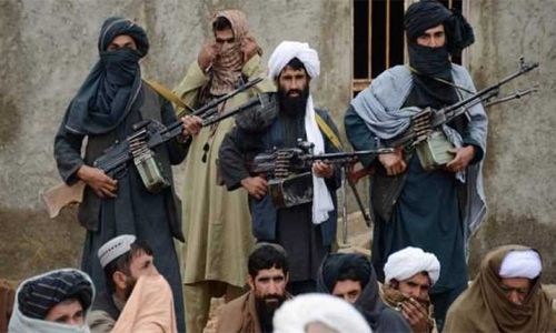 No Hasty Deal with Taliban