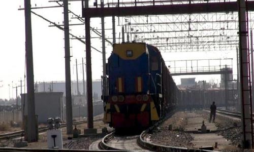 Rail Link to Connect  Iran, Afghanistan,  Turkey, Russia