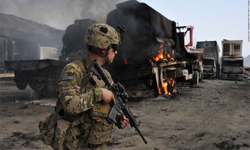 What are the Main Factors of War in Afghanistan?
