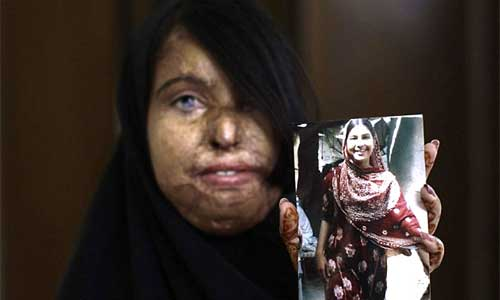 Violence against Women Looms Large in Pakistan