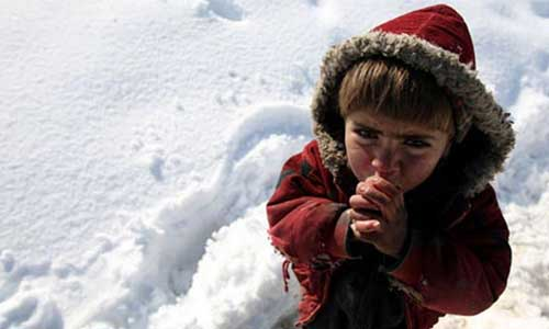 Millions of people under winter threatening Issues  in Afghanistan