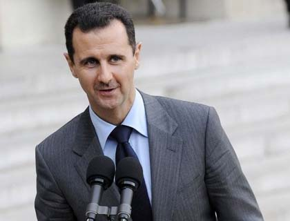 Assad Grants  General Amnesty