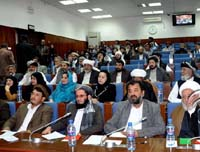 Peace Talks Must be  Led by Afghans: Senate