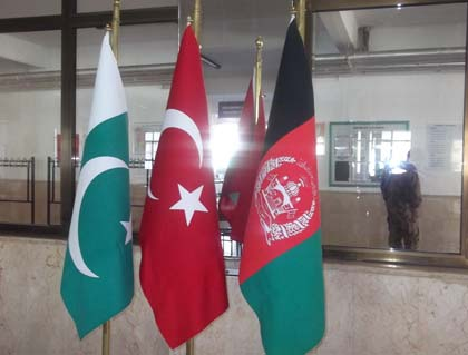 Presidents of Pakistan, Turkey Support Efforts to End Afghan War