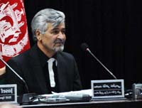 Afghan Forces Ready for Security Transition: Azimi