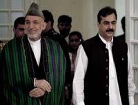 Afghanistan, Pakistan  and the Peace Efforts