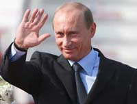 Putin Wins Russian Presidential Election