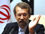 Iran Nuclear Talks will Fail Under Pressure: Larijani